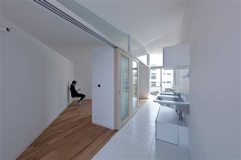 japanese studio apartment alphaville constructs concrete hikone studio apartments