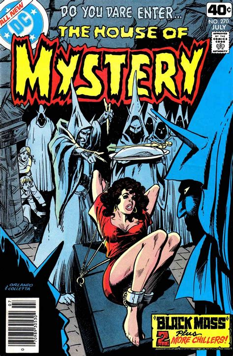 house of mystery diversions of the groovy kind random reads house of mystery 270