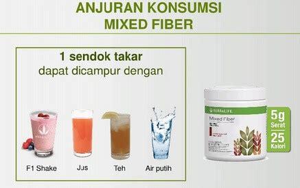Herbalife Mix Fiber jual herbalife mix fiber herbalife murah resmi