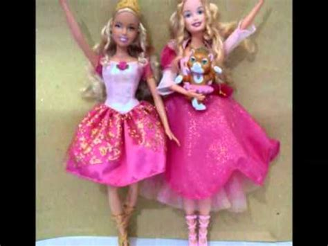 barbie doll house movies my movie barbie dolls collection youtube