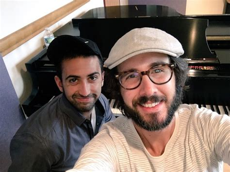 Wedding Song Josh Groban by For Josh Groban A Boot C For Broadway The New York Times