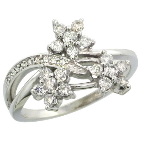 White Gold Engagement Rings by Ring Designs White Gold Engagement Ring Designs