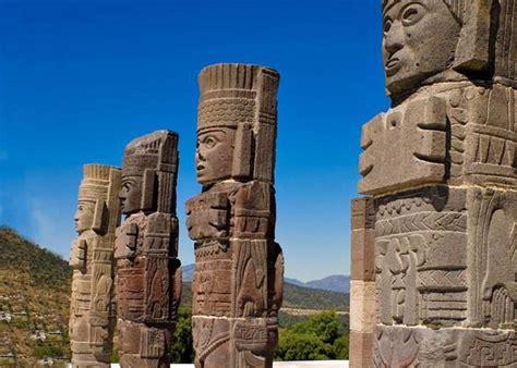 imagenes de monumentos mayas historia de la ciudad de tula toltecas monumentos mayas