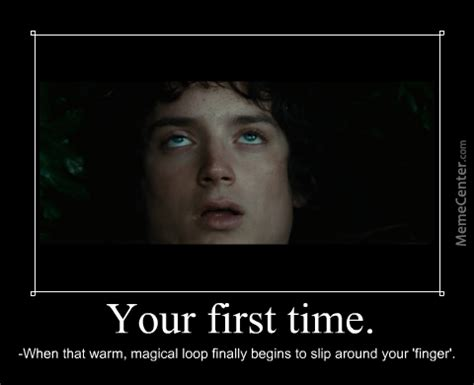 Frodo Meme - teach me what it feels like mr frodo by adiviv95 meme