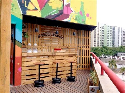 Cool and easy projects to do with wood pallets recycled things