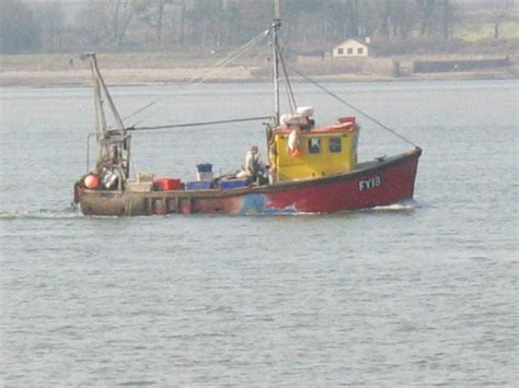 find a fishing boat uk and ireland fy18 a fowey registered fishing boat 169 eric jones