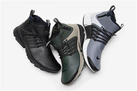 Termurah Sepatu Nike Air Presto Mid Utility Olive Premium Running nike air presto mid utility black on degroenestap nu