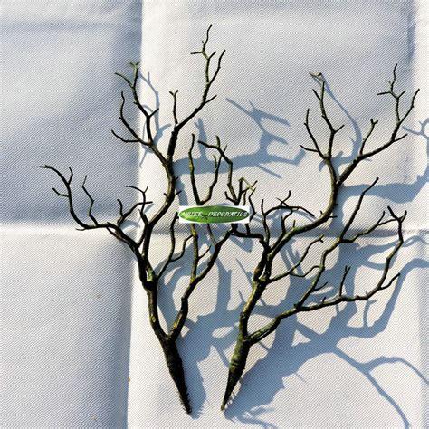 Decorative Tree Branches by Aliexpress Buy 3pcs 36cm Manzanita Decorative