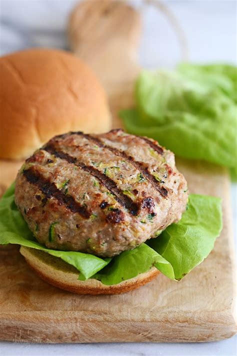 recipes using turkey burger patties turkey burgers with zucchini skinnytaste