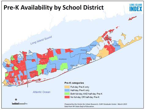 Garden City Ny Pre K Pre K Availability On Island Island Index