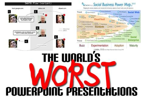 The World S Worst Powerpoint Presentations Pcworld Worlds Best Powerpoint Presentation