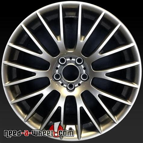 Pdf 2011 Bmw 535i Rims For Sale Factory by 20x9 Quot Bmw 535i Wheels Oem 2011 2015 Silver Rims 71429