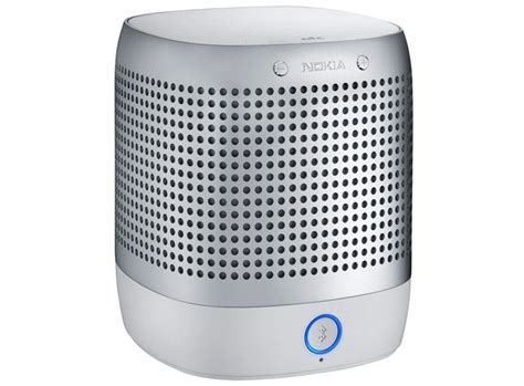Speaker Nokia design coast nokia play 360 portable nfc speaker