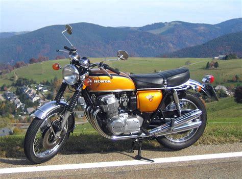 Honda Motorr Der 750 Ccm by Honda Cb 750 Four