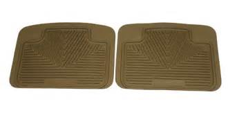 All Weather Floor Mats Dodge Caravan 1987 2007 Dodge Caravan All Weather Floor Mats Fits