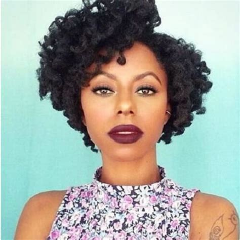 50 Splendid Short Hairstyles for Black Women   Hair Motive