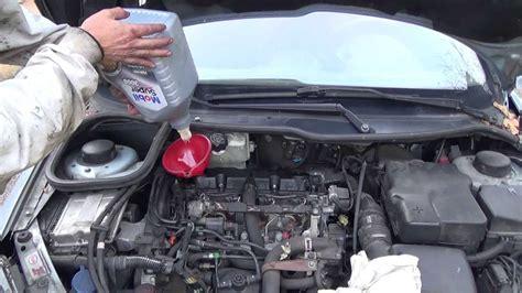 cambiosustituzione filtro olio olio motore auto passo