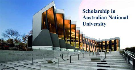 Mba Scholarships Australian Universities by Australian National Scholarshipcare
