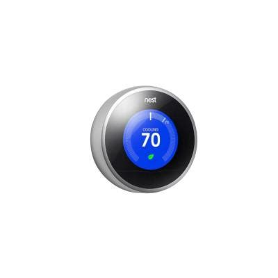 nest learning thermostat t200577 the home depot review