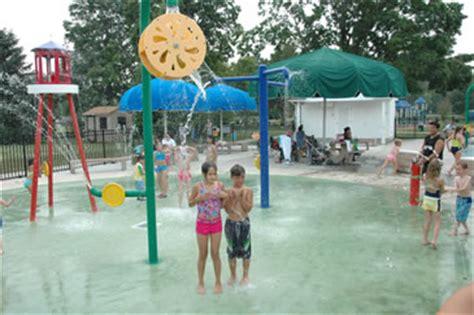 monmouth county park system facilities sprayground