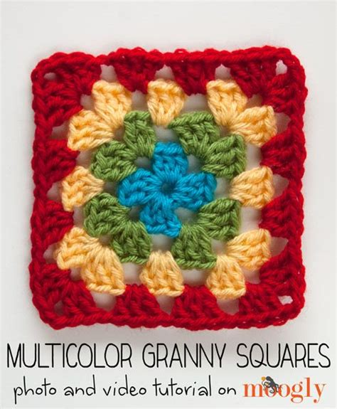 video tutorial granny square 1884 best knitting crochet projects patterns and yarn