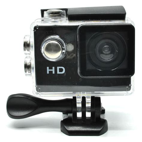 A7 Sport Waterproof a7 waterproof 1080p wide angle layar lcd