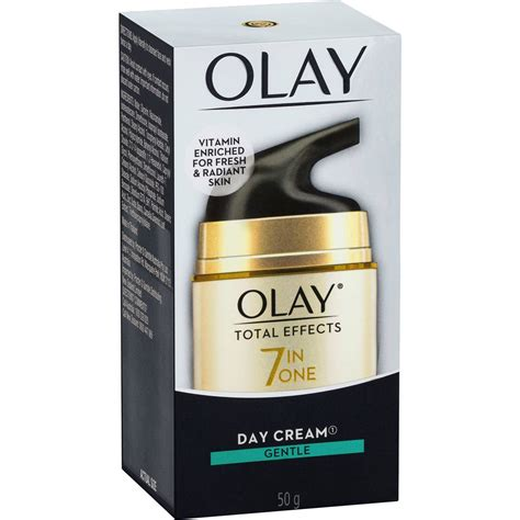 Olay Total Effect Day Gentle olay total effects 7 in 1 day gentle 50g woolworths