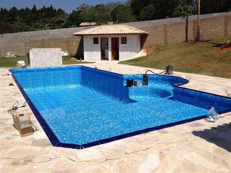 vinil  piscinas azulejos fibra  alvenaria