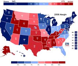 2008 Election Map by Straight Dope Message Board View Single Post Why Is