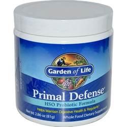 Garden Of Probiotics Garden Of Primal Defense Powder Hso Probiotic