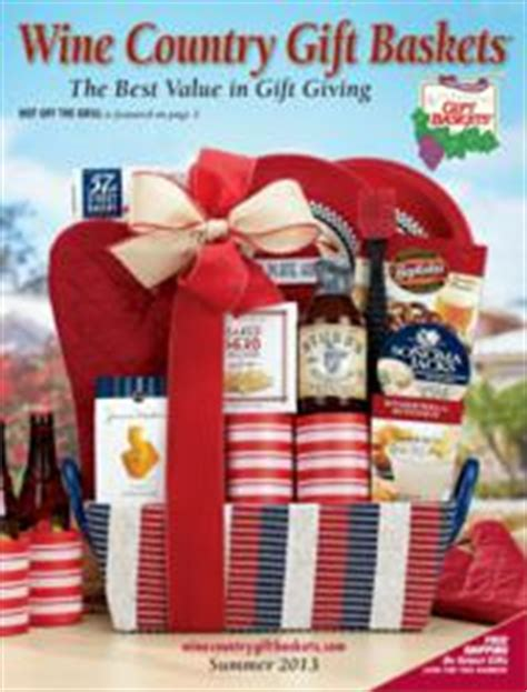 Country Gifts - wine country gift baskets celebrates summer with cool new