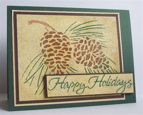 embossing stencils for card 17 best images about stencil card ideas on