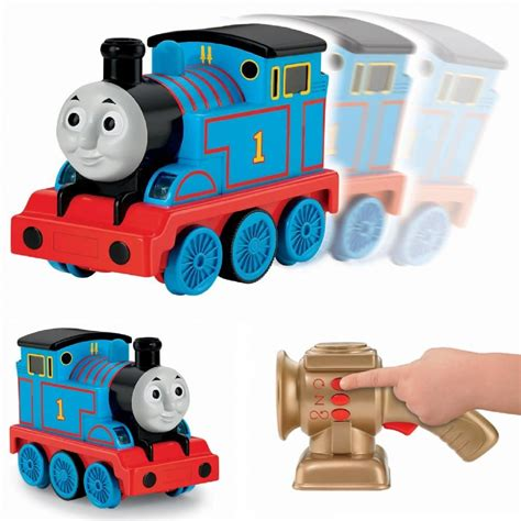 thomas the train follow the light fisher price follow me thomas the tank engine toy remote