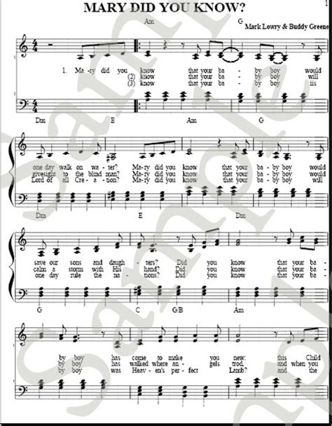 printable lyrics mary did you know downloadable sheet music church choir music