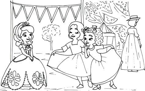 S 233 Lection De Dessins De Coloriage Sofia 224 Imprimer Sur Coloring Pages Of Sofia The