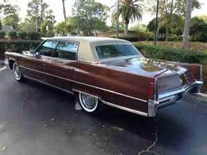 Cadillac 1970 For Sale Find Used Cadillac Fleetwood Brougham 1970 In Winter