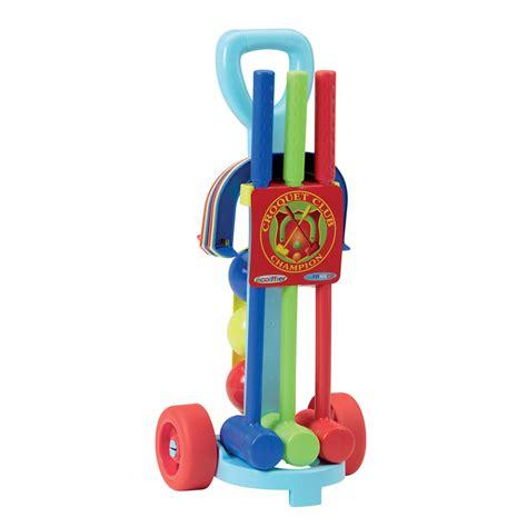 buitenspeelgoed eco ecoiffier croquet set online kopen lobbes nl