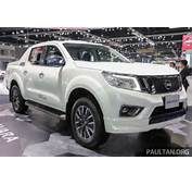 Sporty Trucks From The 2016 Bangkok Motor Show Late Last Year Nissan