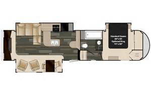heartland rv fifth wheel floor plans trend home design 2007 heartland bighorn 3600rl floor plan 5th wheel