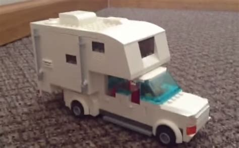 lego rv tutorial highly detailed and life like truck cer made from legos