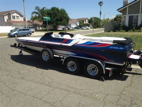 cole boats cole open bow 1997 for sale for 18 000 boats from usa