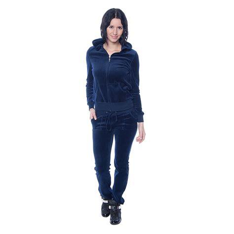 Blazer Hoodie Set zenana new womens velour hoodie jacket suit set jumpsuit romper