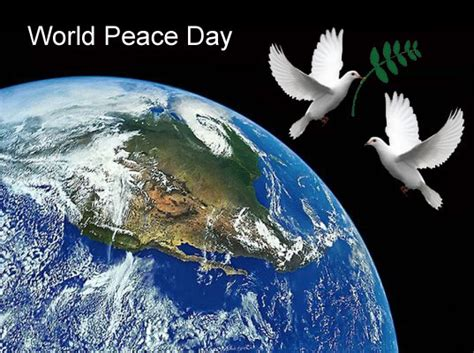 Wolf Wish We Came In Peace happy international day of peace 2017 quotes wishes sms