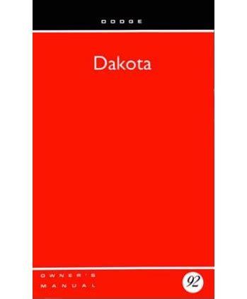 how to download repair manuals 1993 dodge dakota parental controls repair manual for 1992 dodge dakota freerecipes