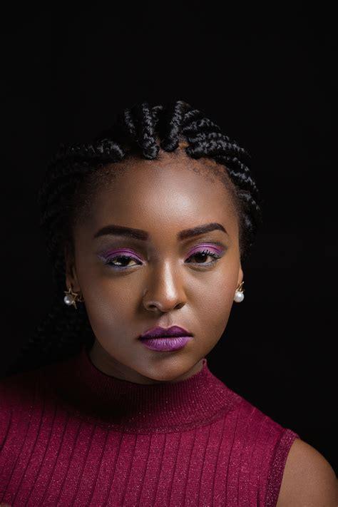 Portraiture Photographers Kenya :: Kenyan Makeup Artist