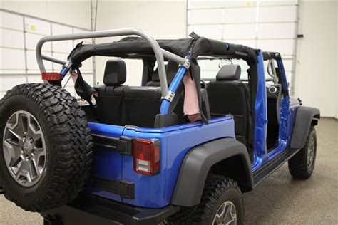 Third Row Seat Jeep Wrangler Rock 4x4 3rd Row Sport Cage For Jeep Wrangler Jk 4dr