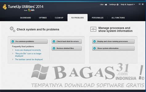 Bagas31 Tuneup Utilities | tuneup utilities 2014 final full serial bagas31 com