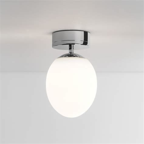 Flush Bathroom Ceiling Light Astro Kiwi Led Semi Flush Bathroom Ceiling Light