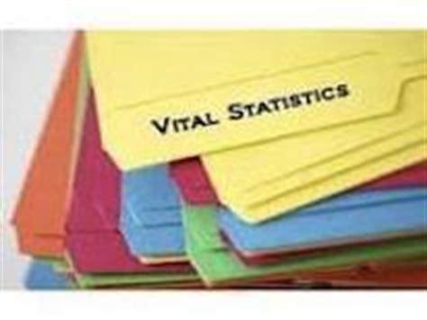 Vital Statistics Records Vital Records Doh