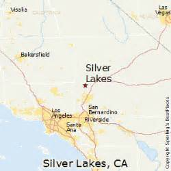 map of silver lake california best places to live in silver lakes california